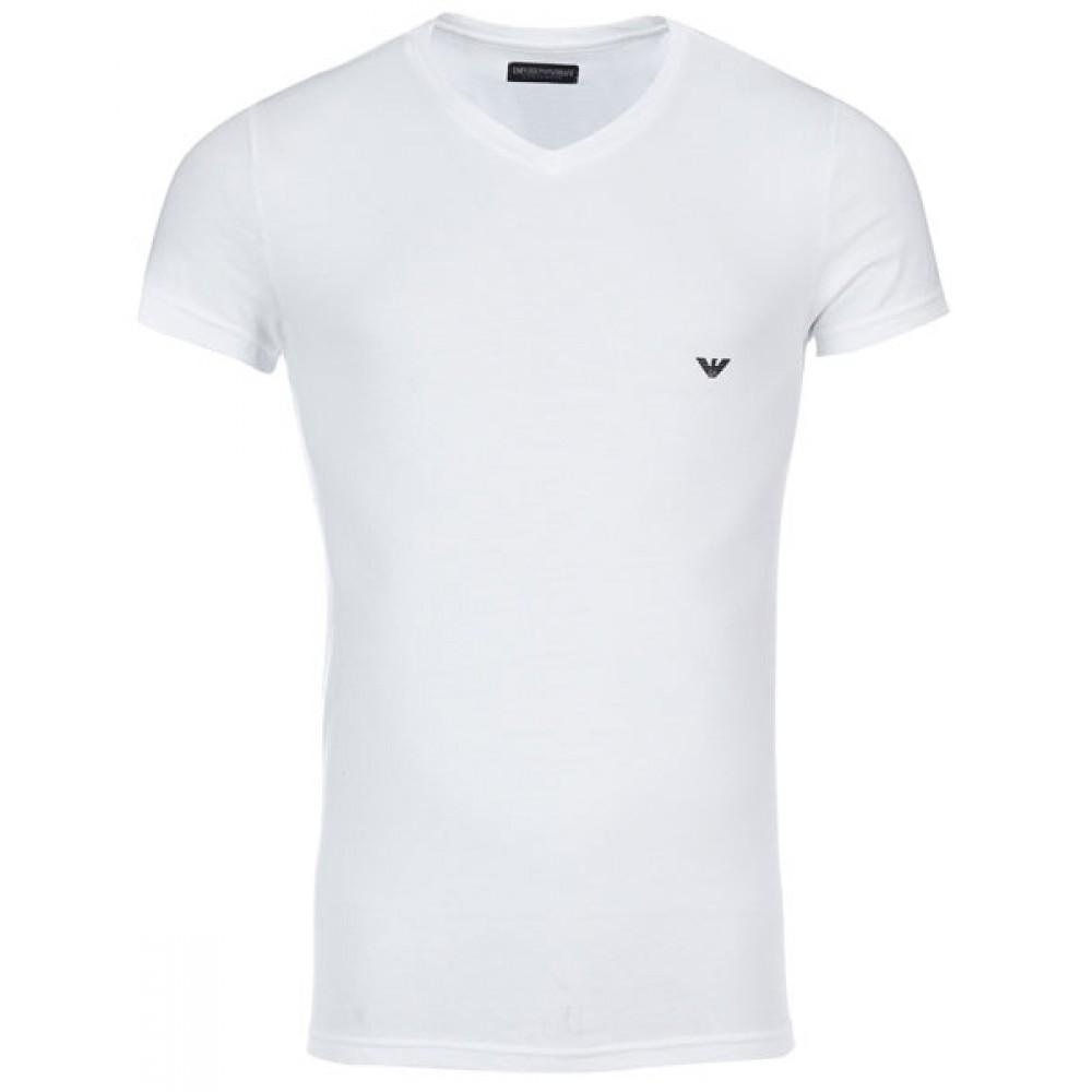 V Neck T-shirt S/Sleeve