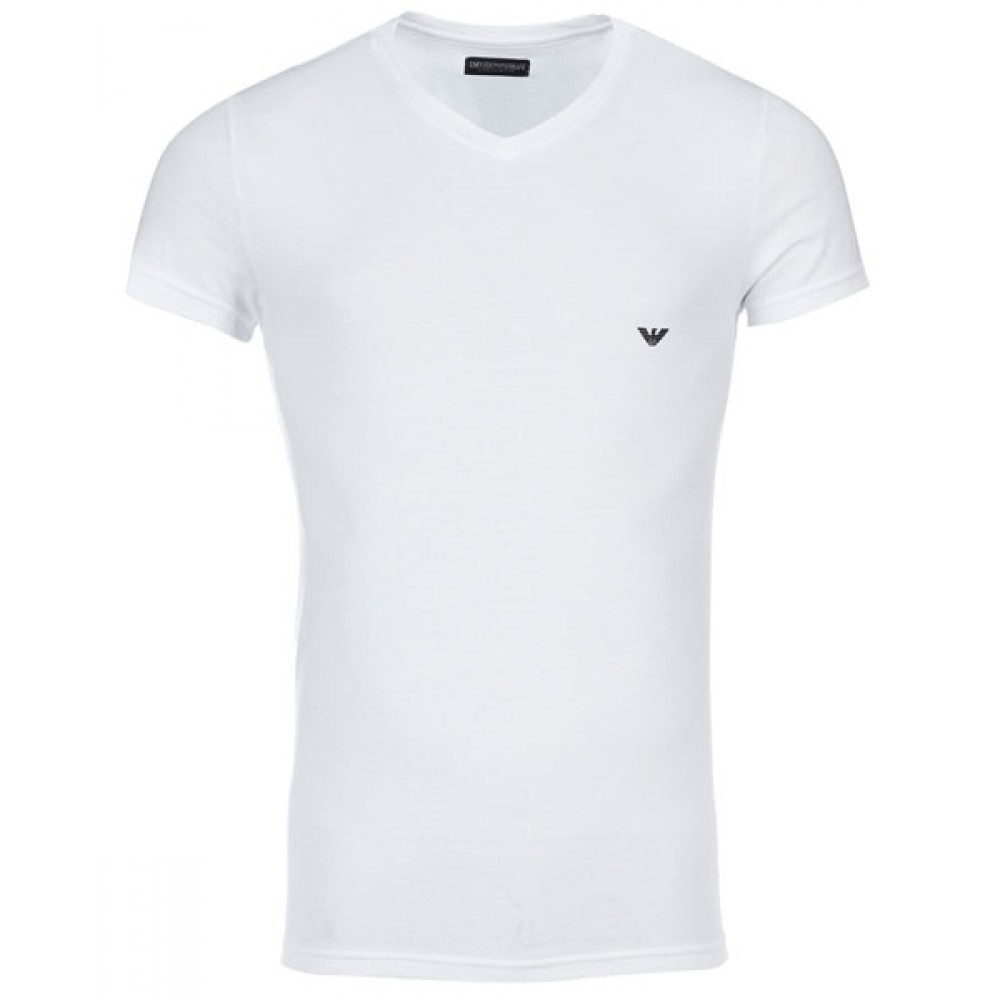 Crew Neck T-shirt S/Sleeve, white