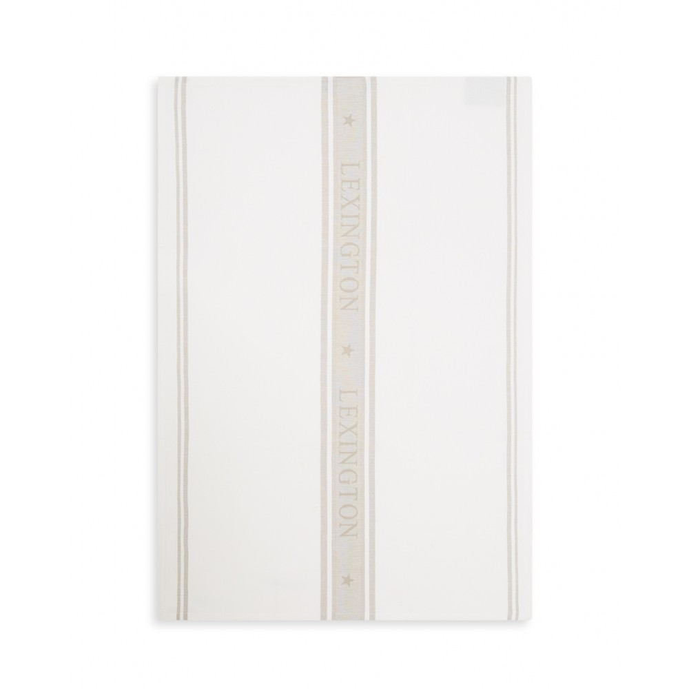 Lexington - Icons Cotton Jacquard Star Kitchen Towel