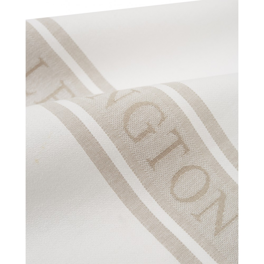 Lexington Icons Cotton Jacquard Star Kitchen Towel-01