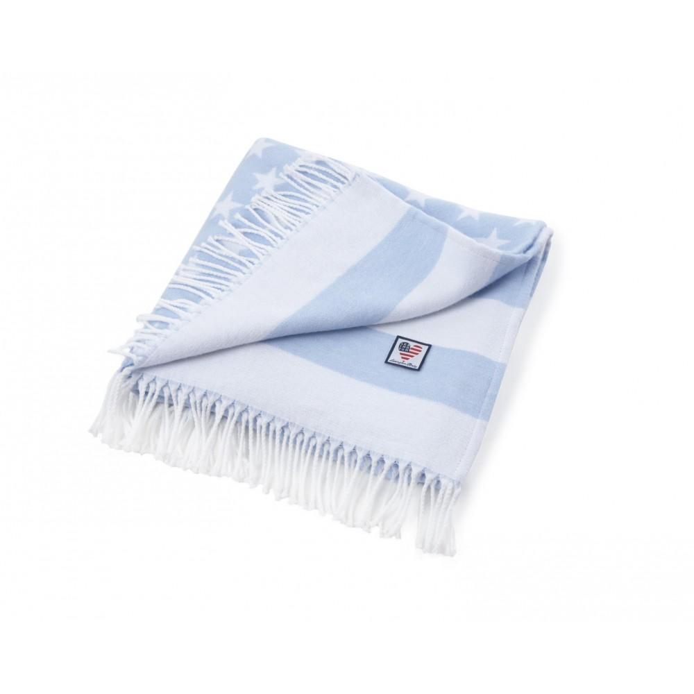 Baby Flag Throw - Blue