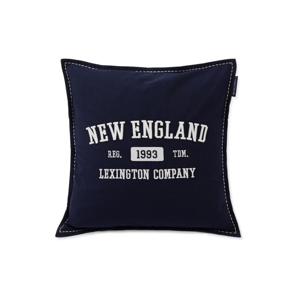 Cotton twill logo message pill - blue