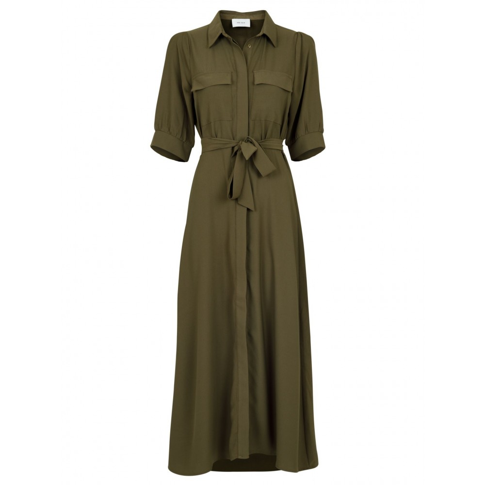 Margaret Dress, Army