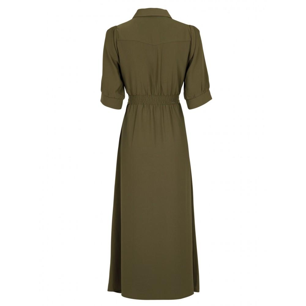 Margaret Dress, Army-01