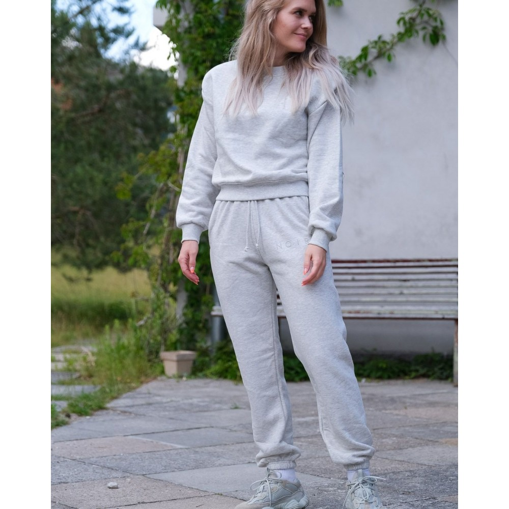 Jocelyn Sweat Pants, Light Grey-01