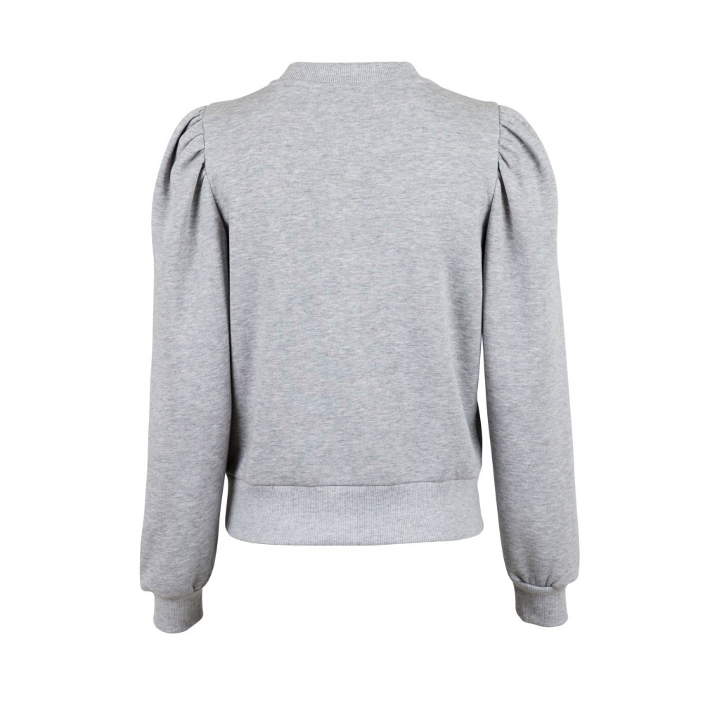Taylor Sweatshirt, Light Grey-01