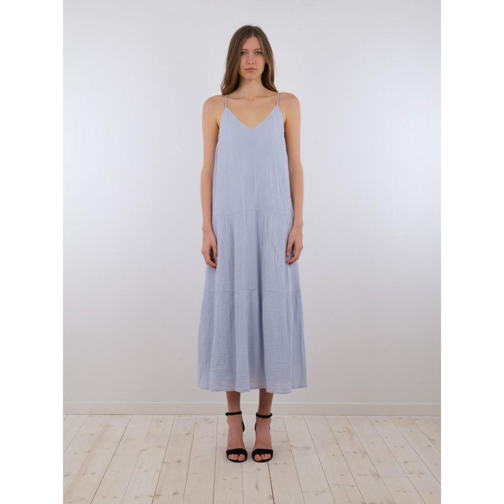Berna Gauze Dress