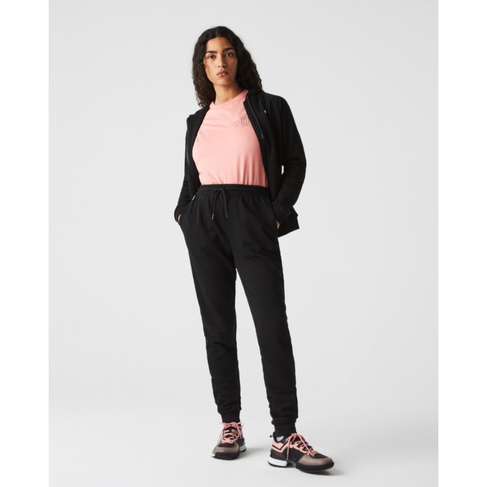 Lacoste joggingbukser dame - black