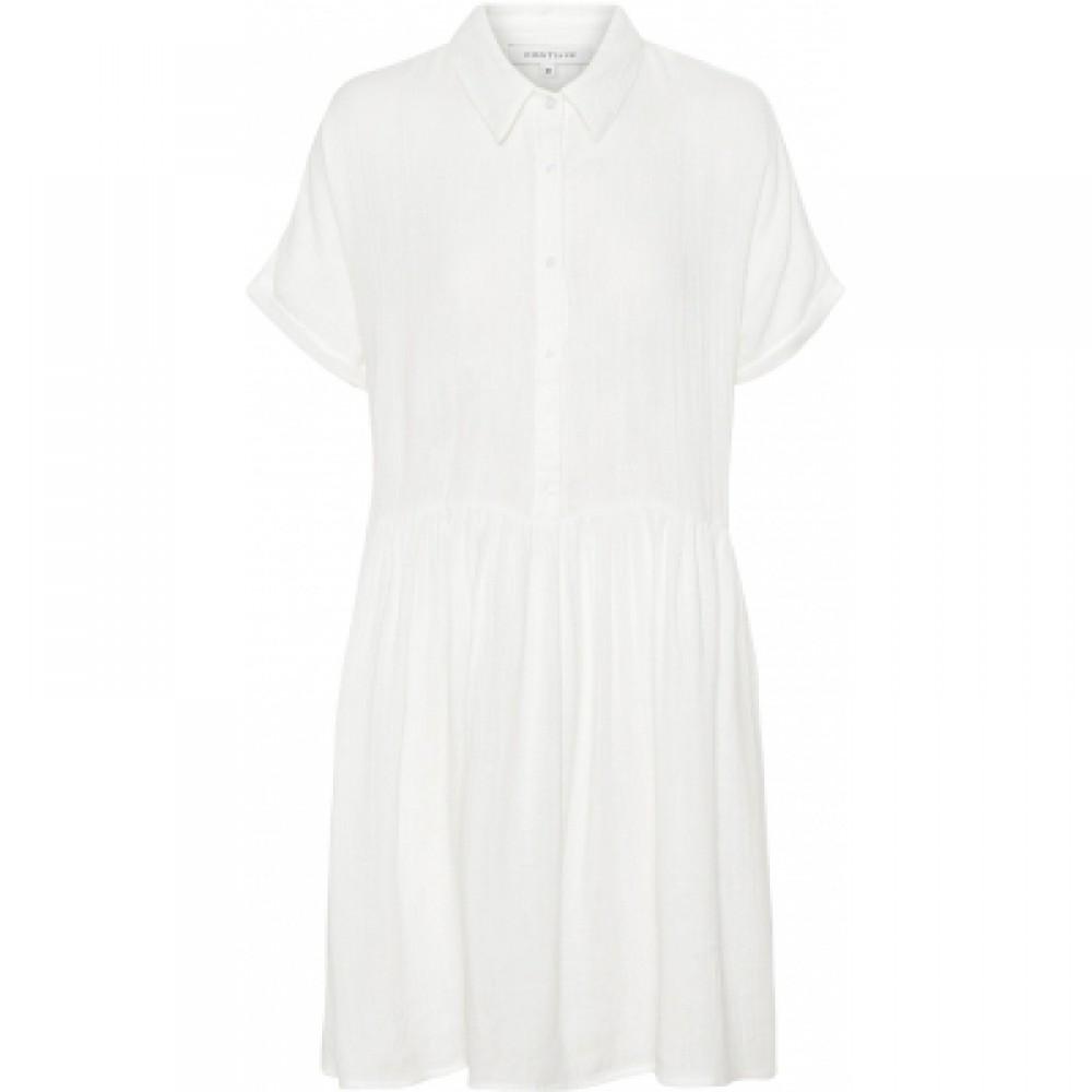 Emily dress - white