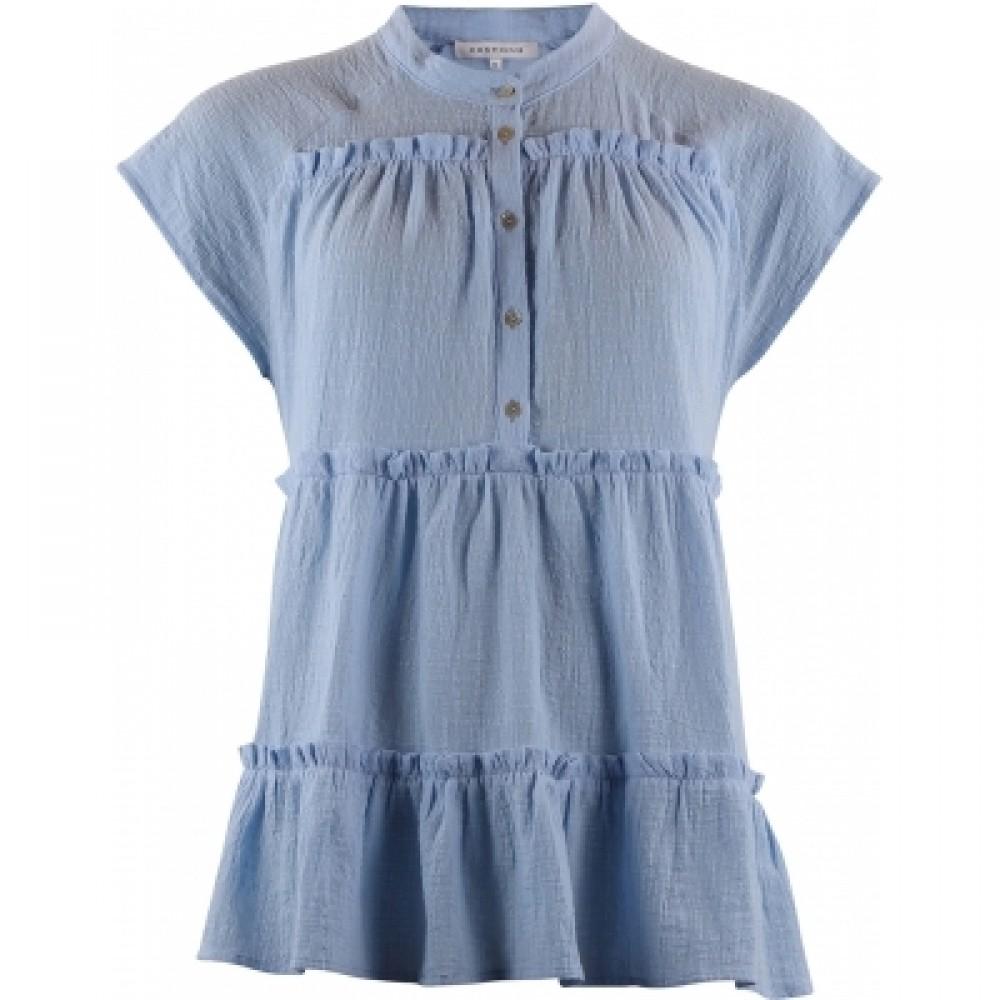 Jytte blouse - blue