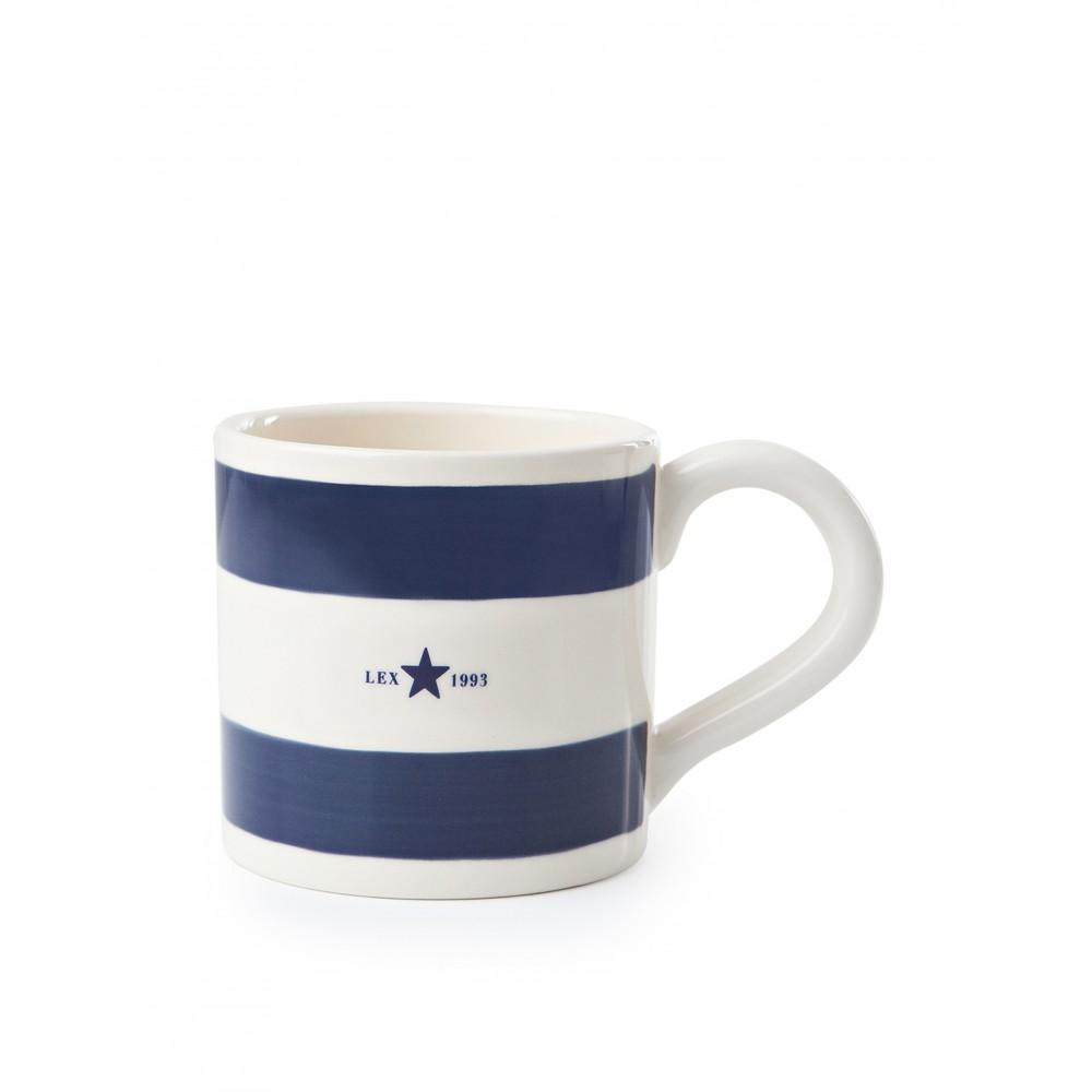 Earthenware Mug Blue