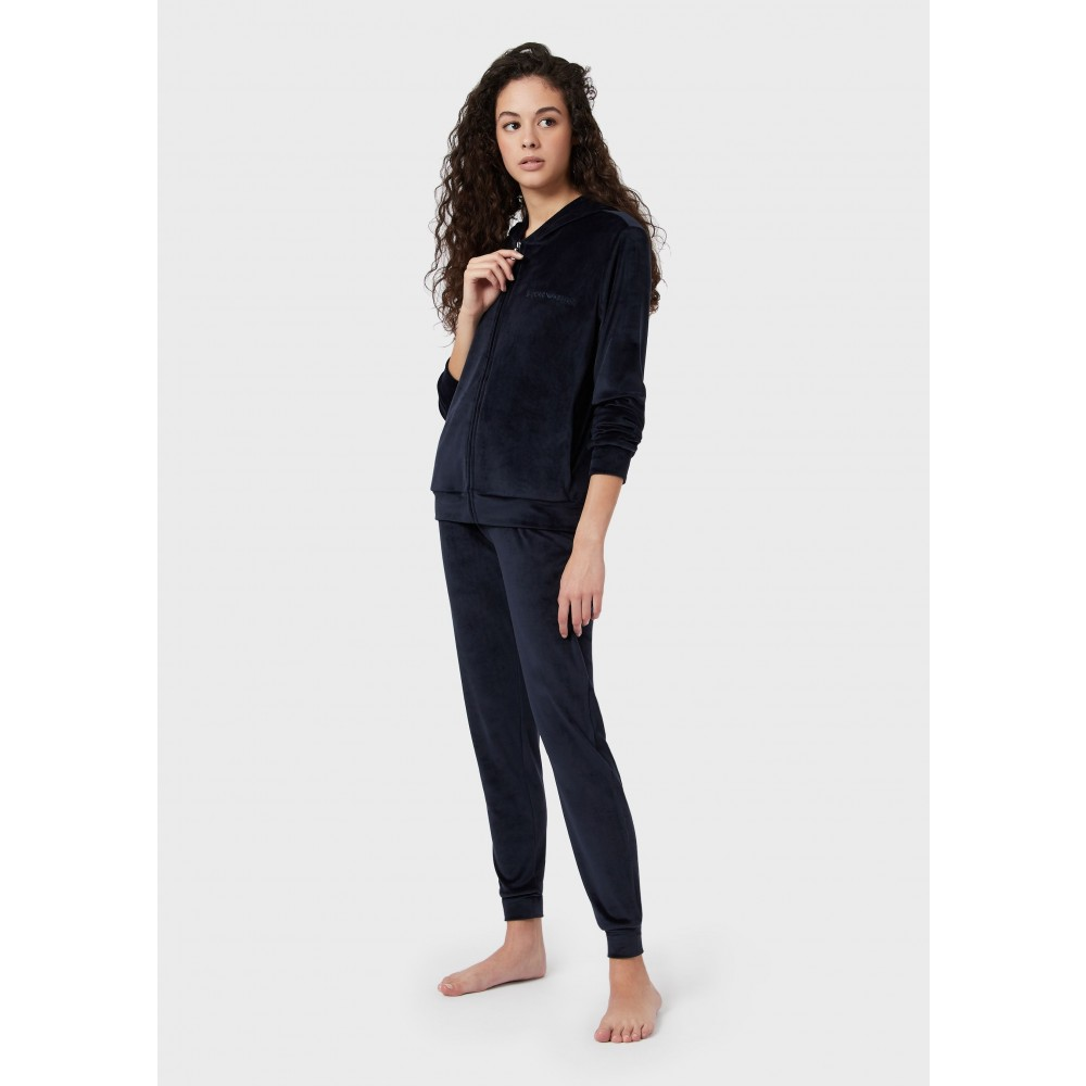 Woman Knitted Loungewear Tracksuit