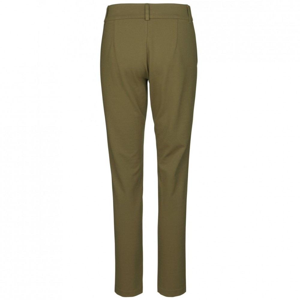 Trousers Military Olive-01
