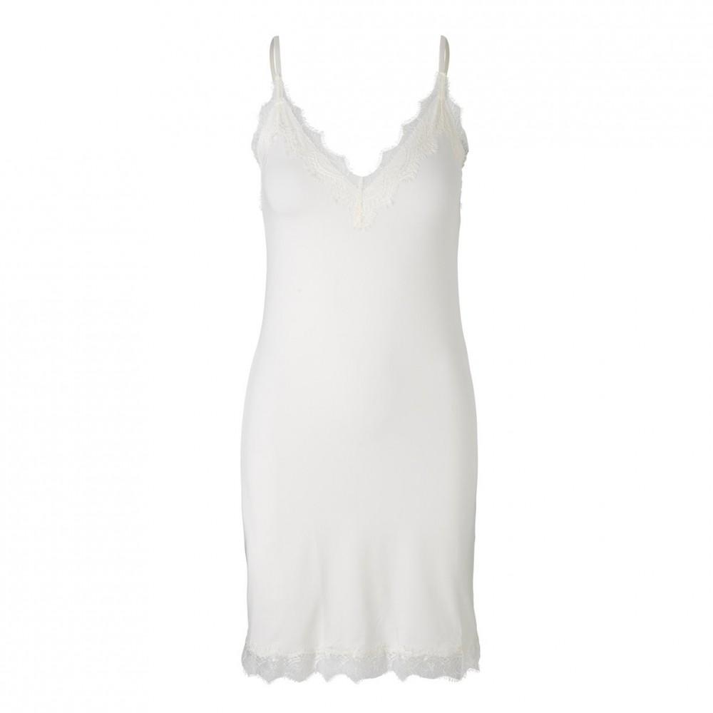 Strap Dress Ivory