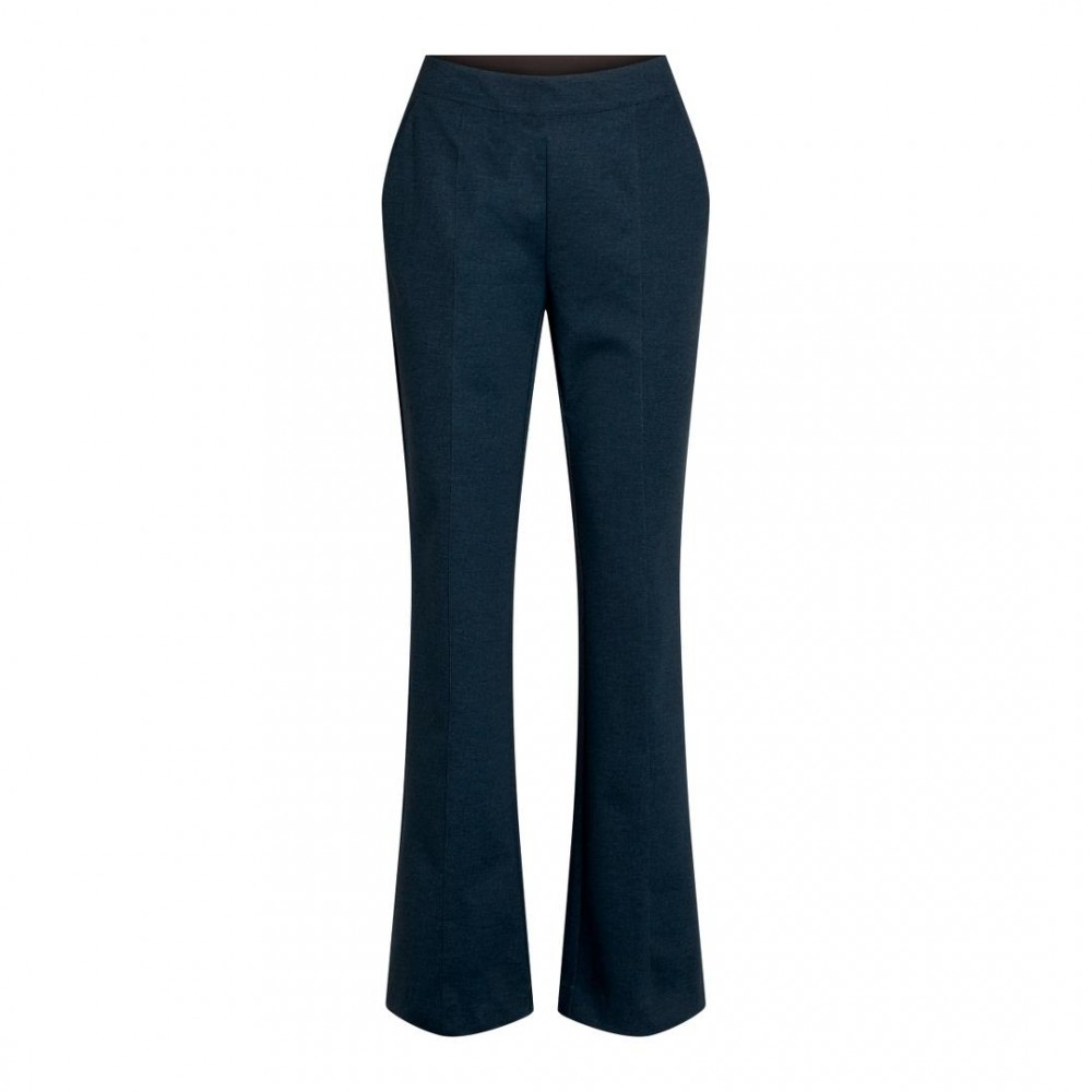 New sikka flare pant - dark blue