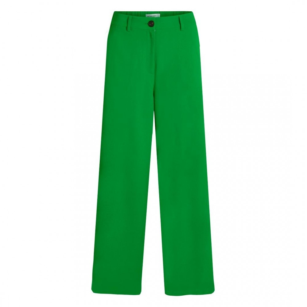 Flash wide pant Green