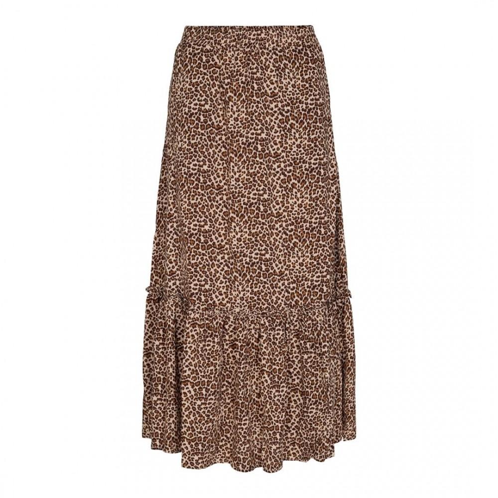 Mini Leo gipsy skirt