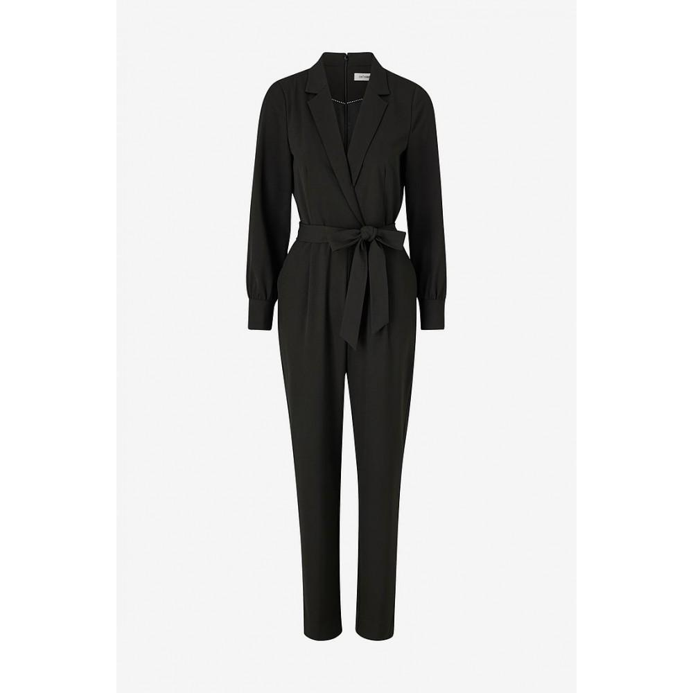 Silana jumpsuit, black