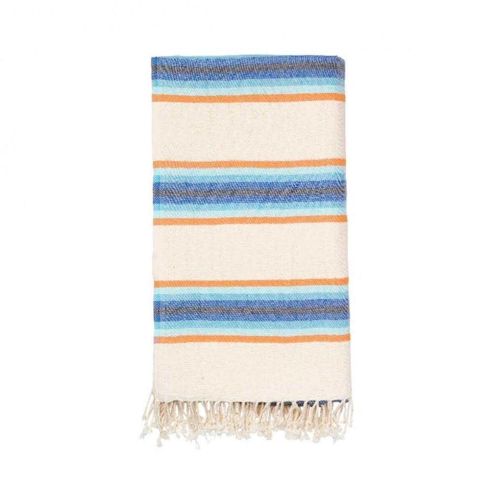 Ida towel - blue