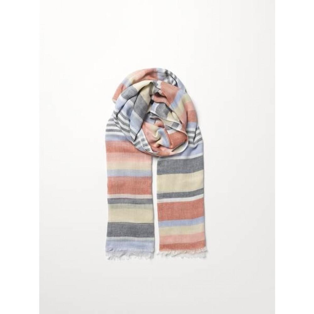 Stroka twico scarf - Brownish