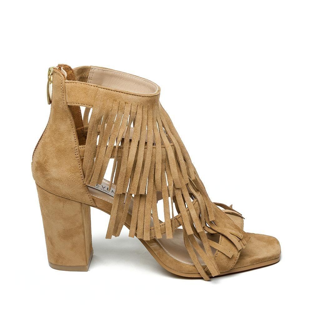Elsie sandal - chestnut