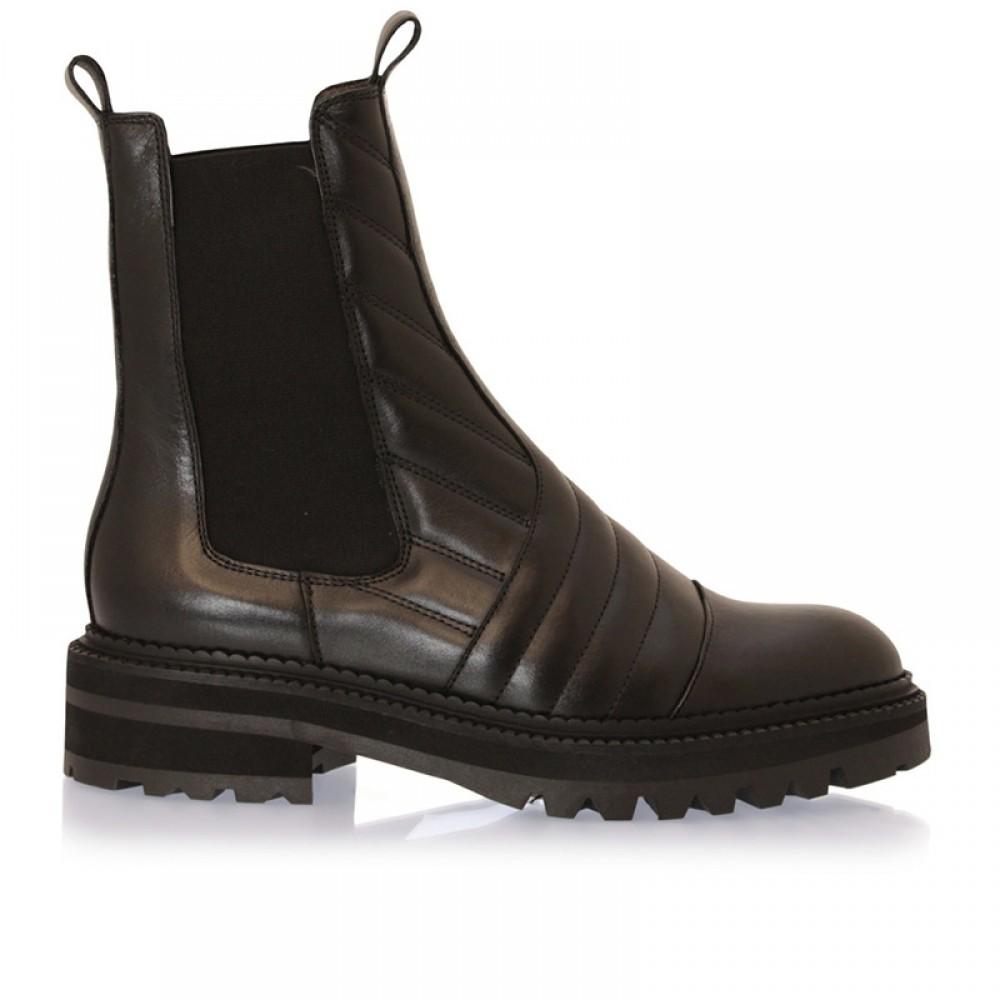 Black Calf støvle