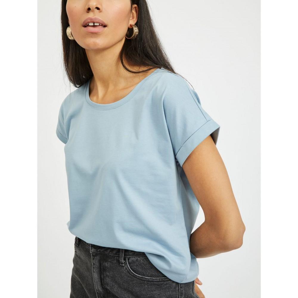 Vidreamers pure t-shirt - ashley blue