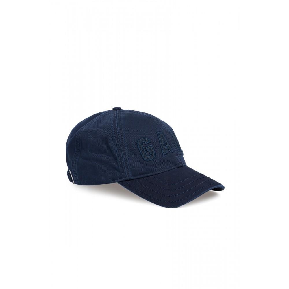 Sunfaded cap - evening blue