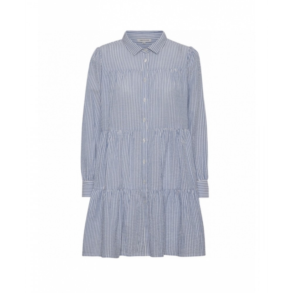 Jeanne stripe - blue/white