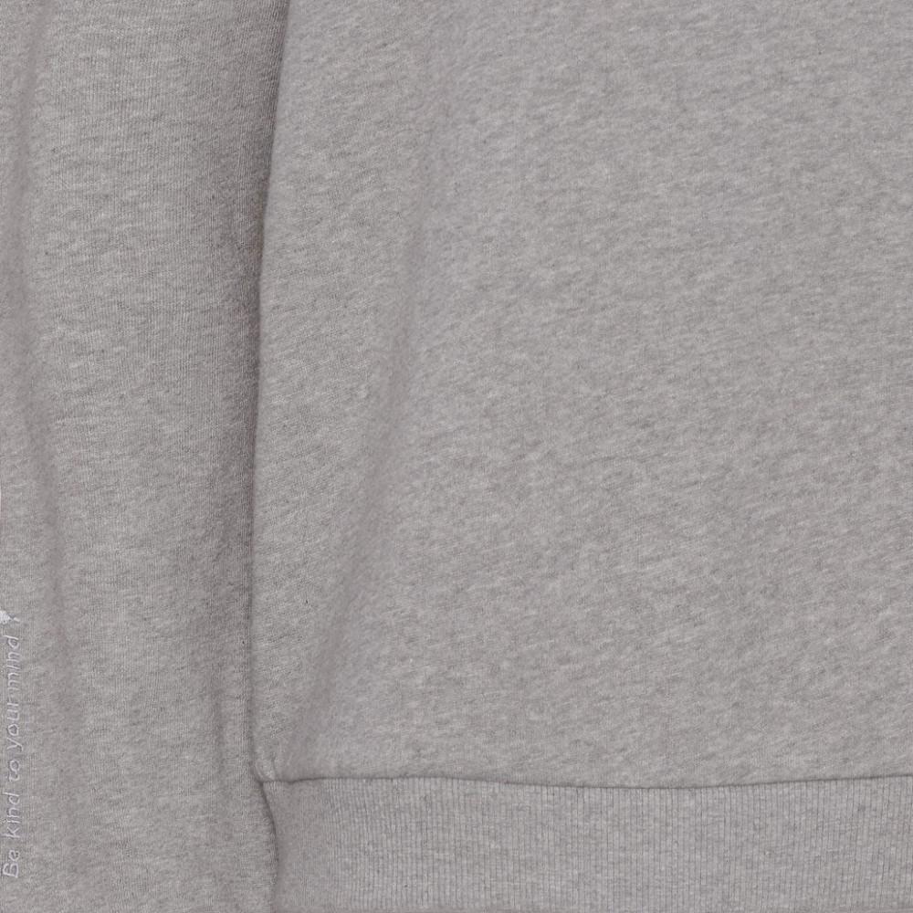 Comfort Blouse, Grey Melange-01