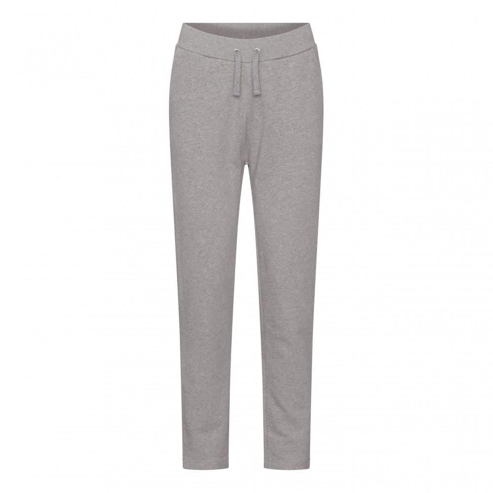 Comfort Pants, Grey Melange