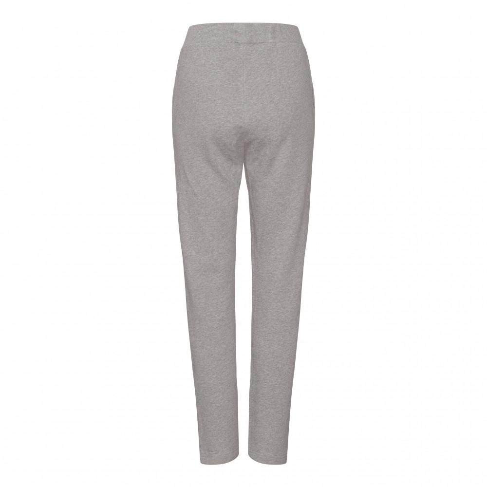 Comfort Pants, Grey Melange-01
