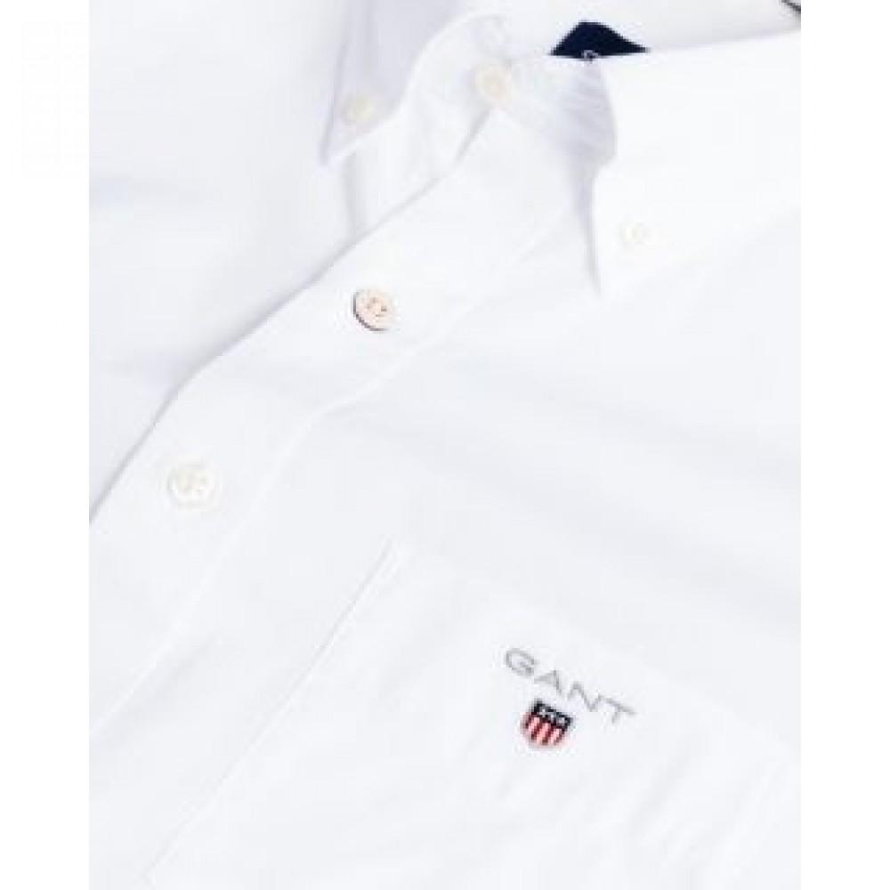 The Broadcloth Reg BD White-01