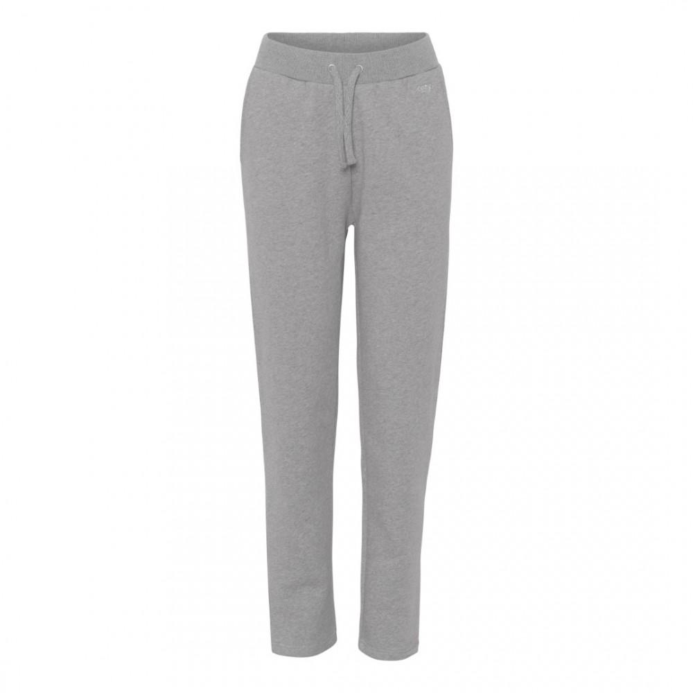 Comfort pants - Grey melange