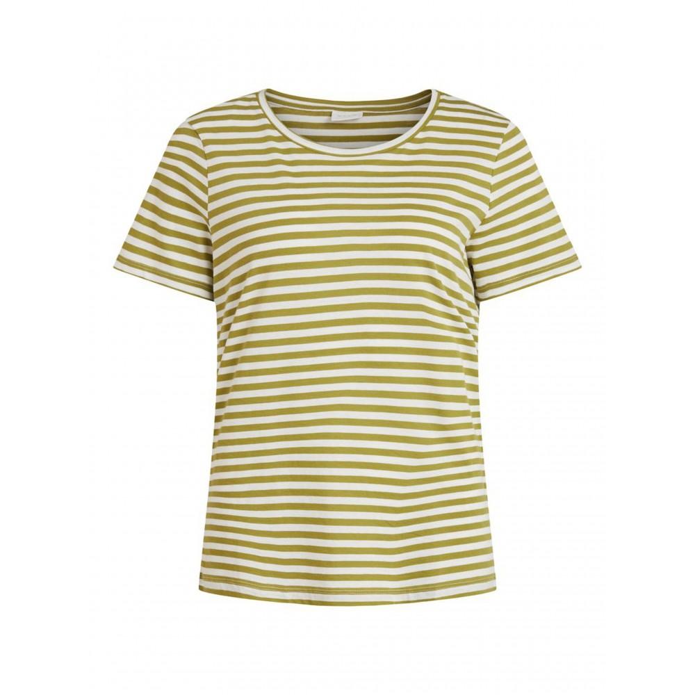Visus o-neck s/s t-shirt