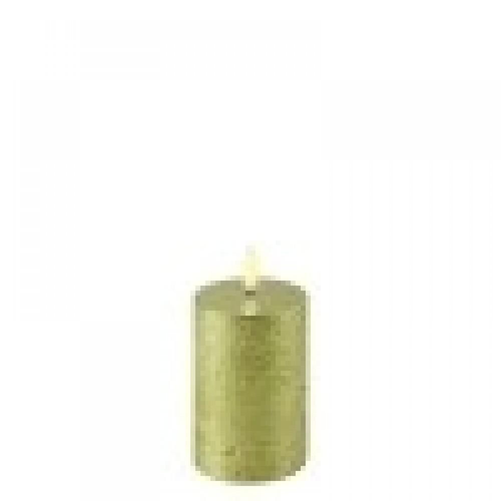 Pillar Metallic gold, 5 x 7.5
