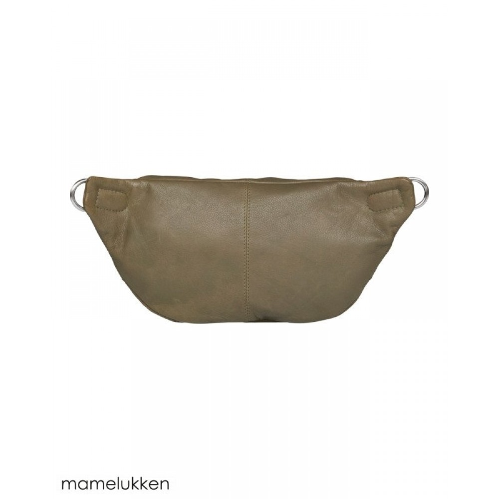 Astrid Bum Bag Olive-01