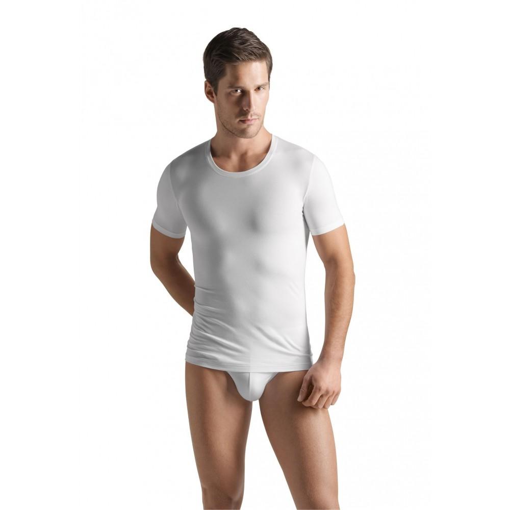 Short Sleeve Shirt - Crewneck T-shirt - Cotton Superior