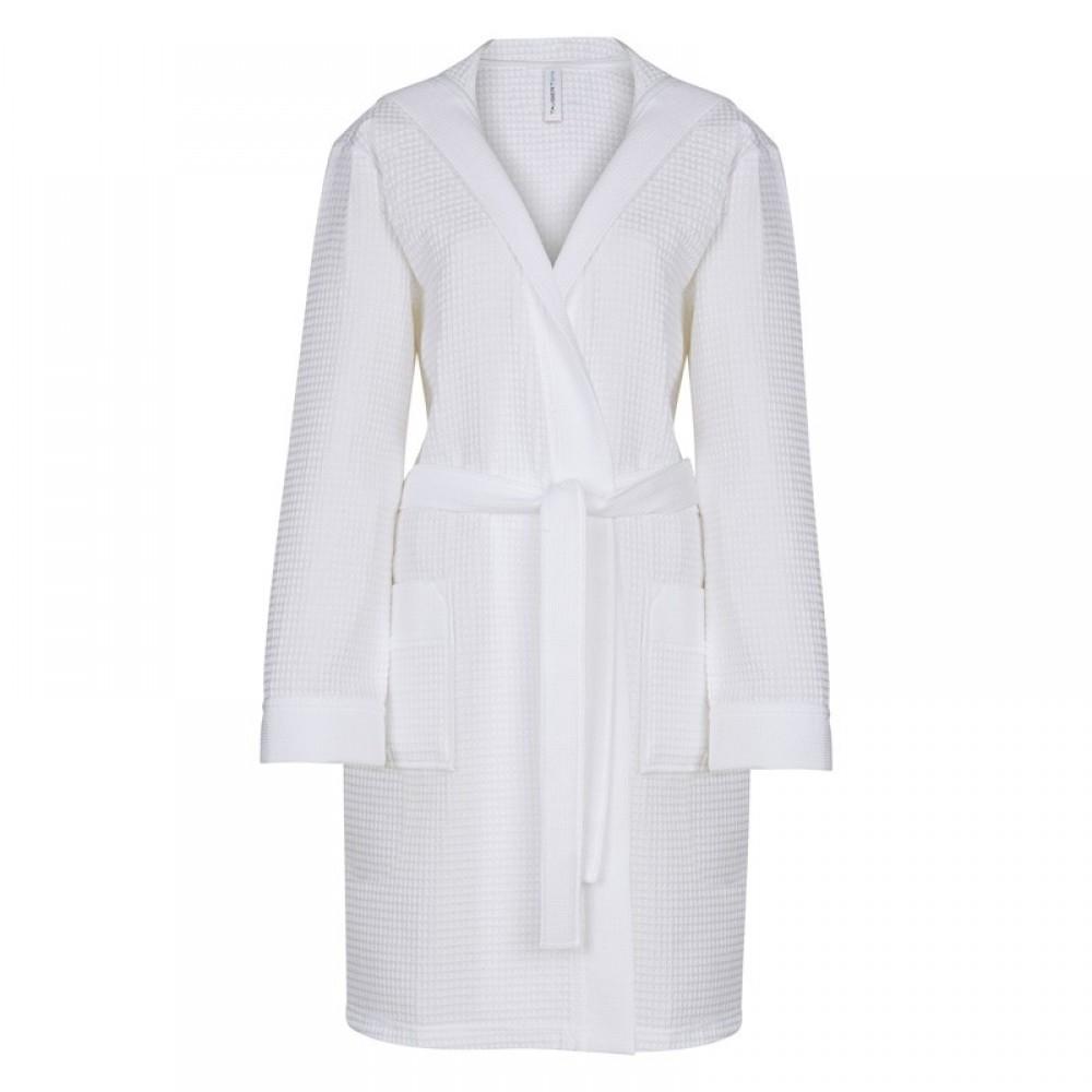 Thalasso short k. kimono 100 cm, hvid