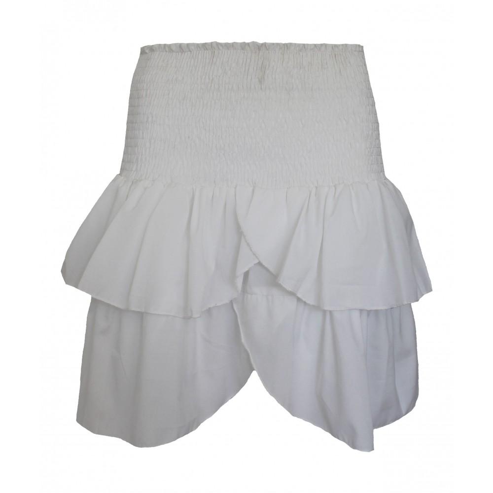 Carin skirt - white