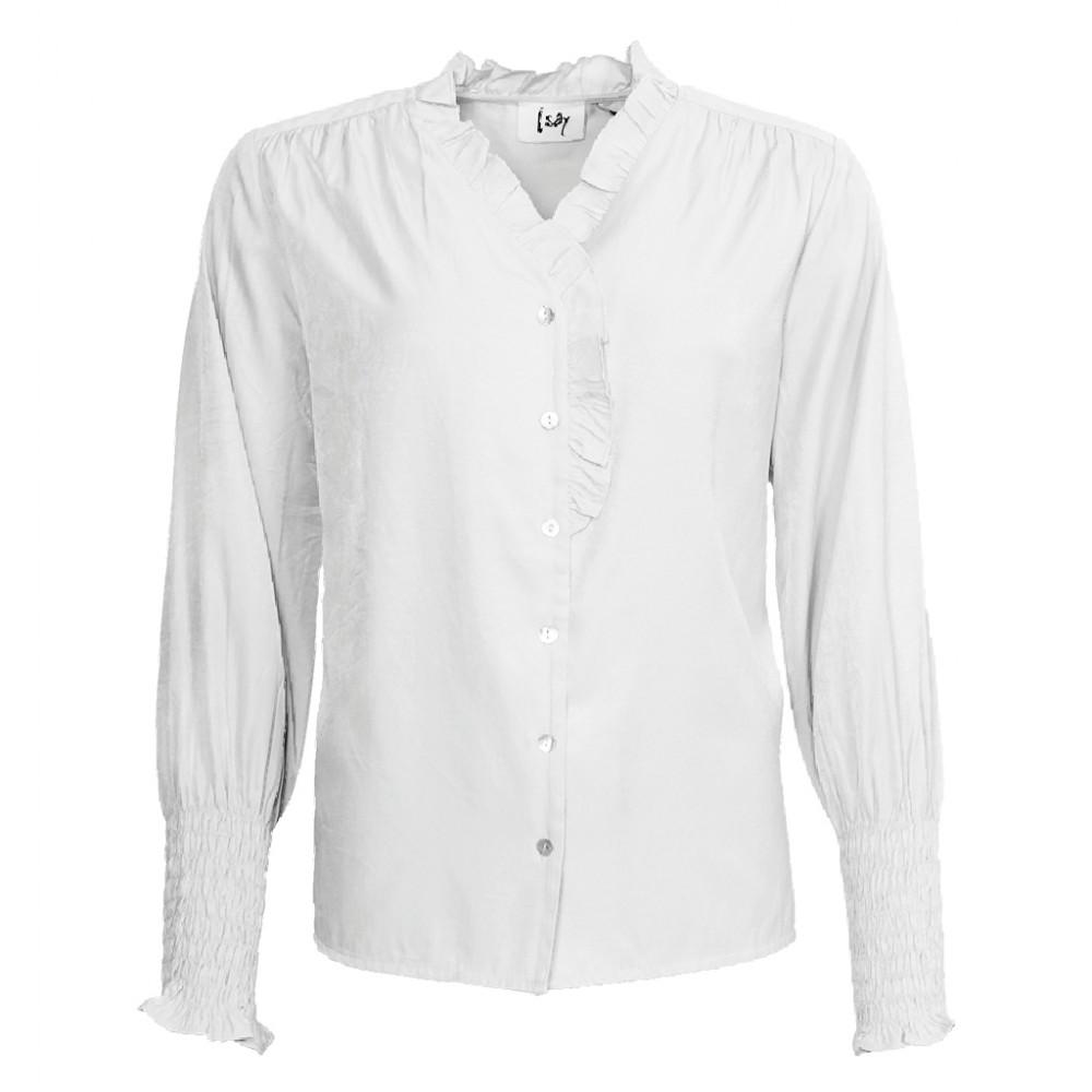 Konnie blouse - hvid