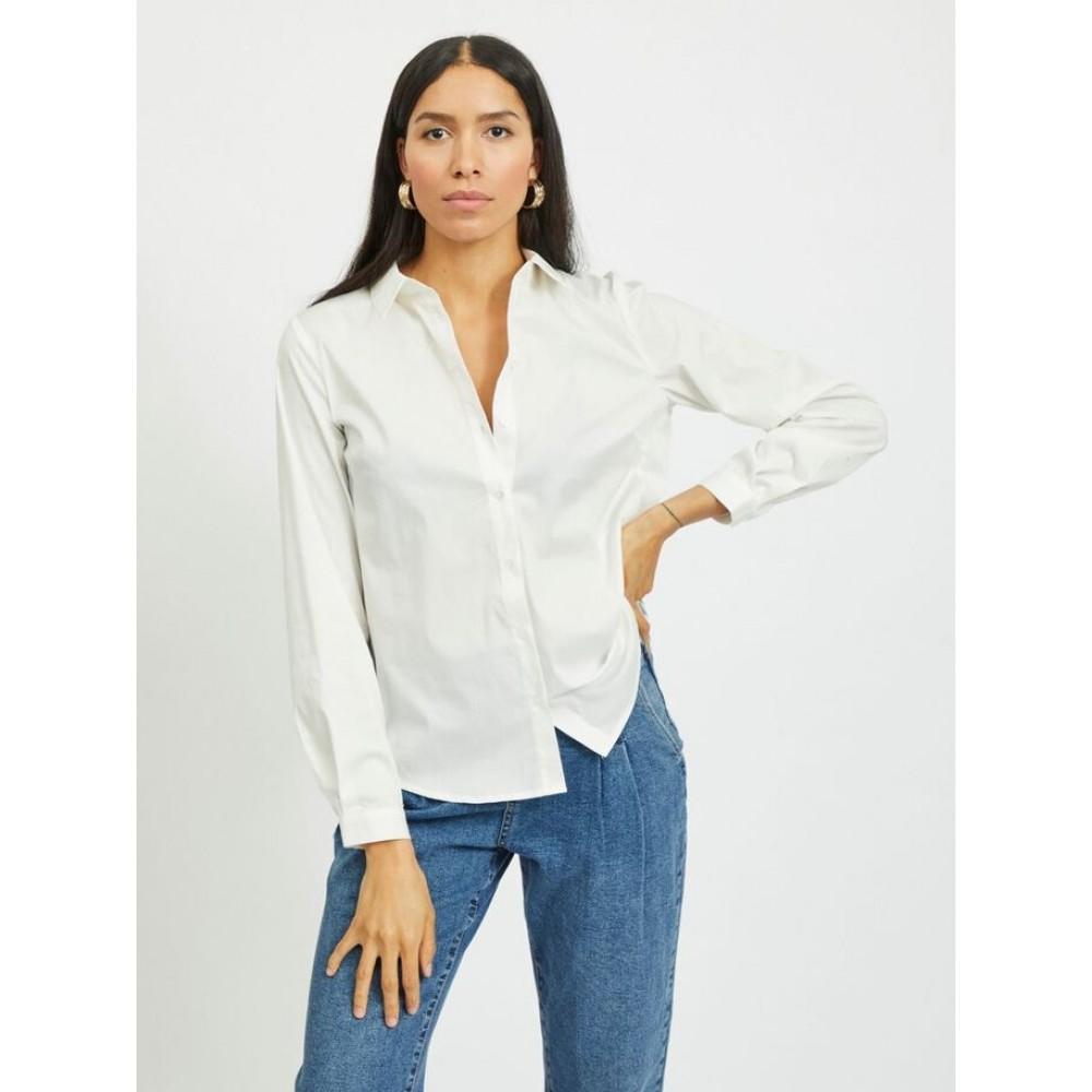 Vigimas L/S shirt - white