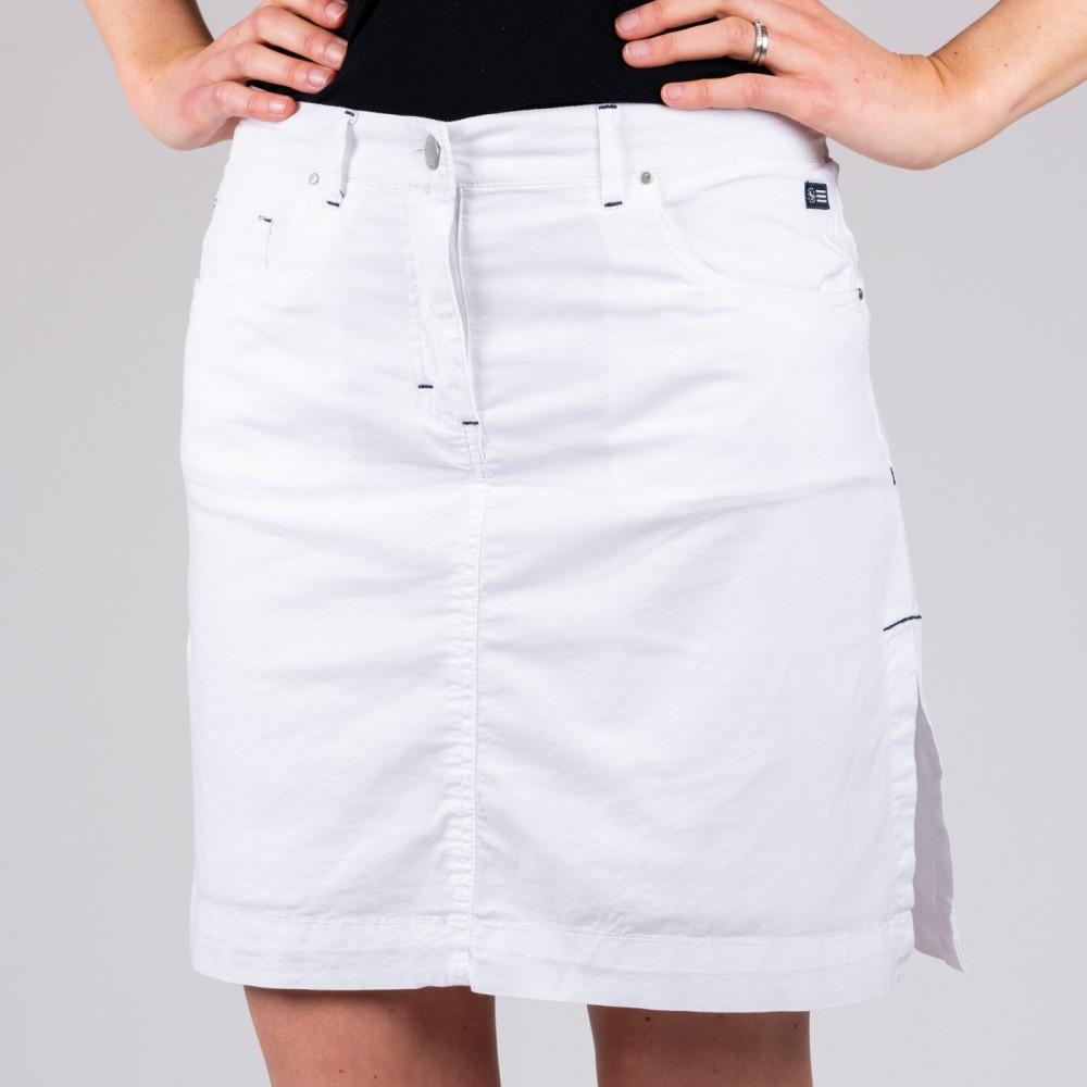 Classic skort - white