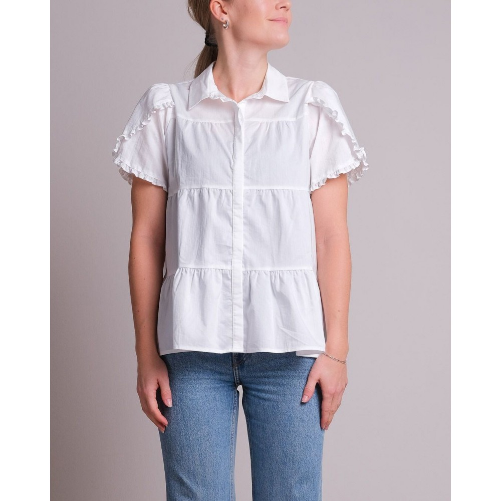 Keli shirt - white