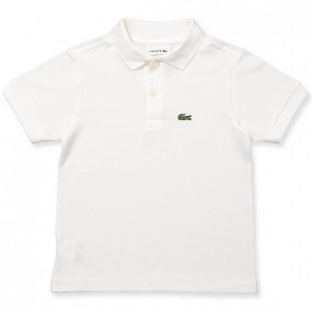 Hvid Polo T