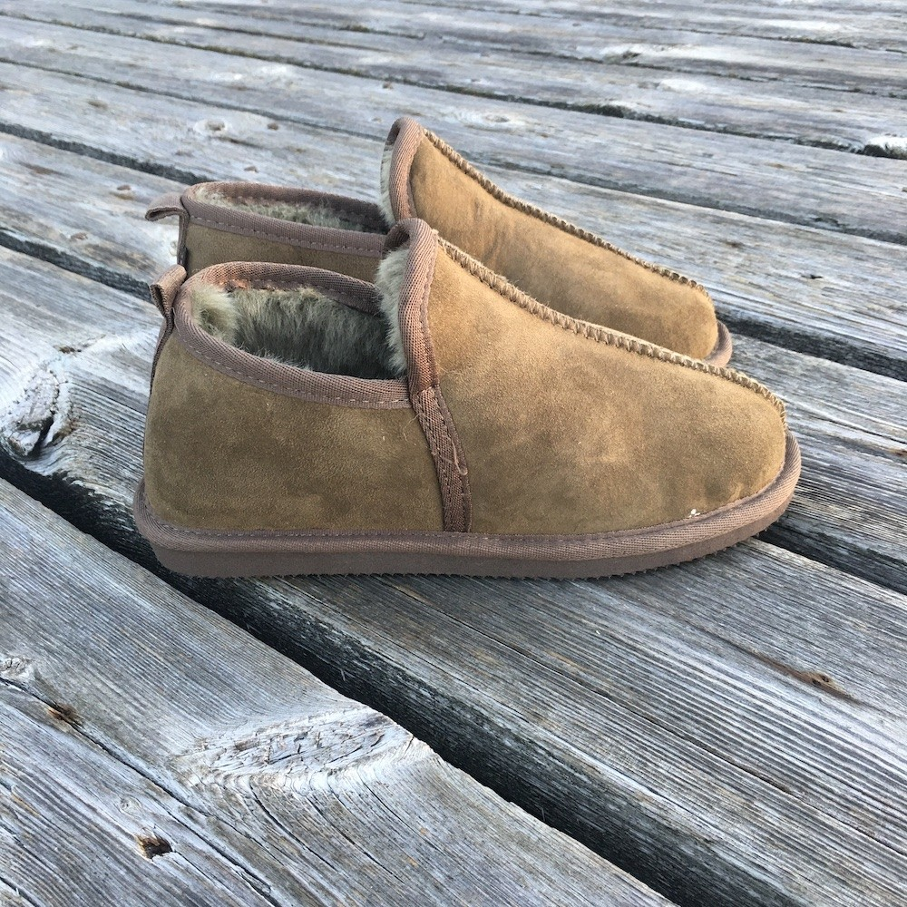 Women`s Woollies Shoe Lux, Forrest-01