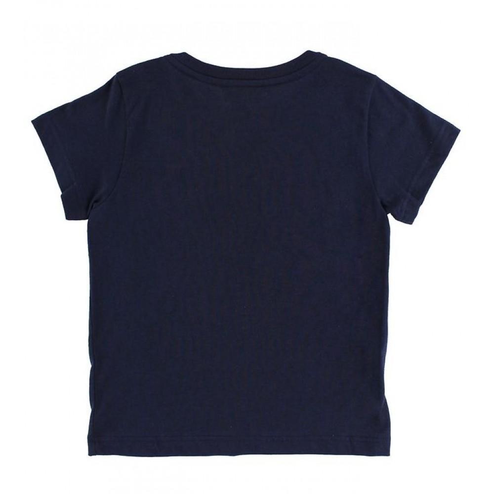 Lacoste T-shirt, blå-01