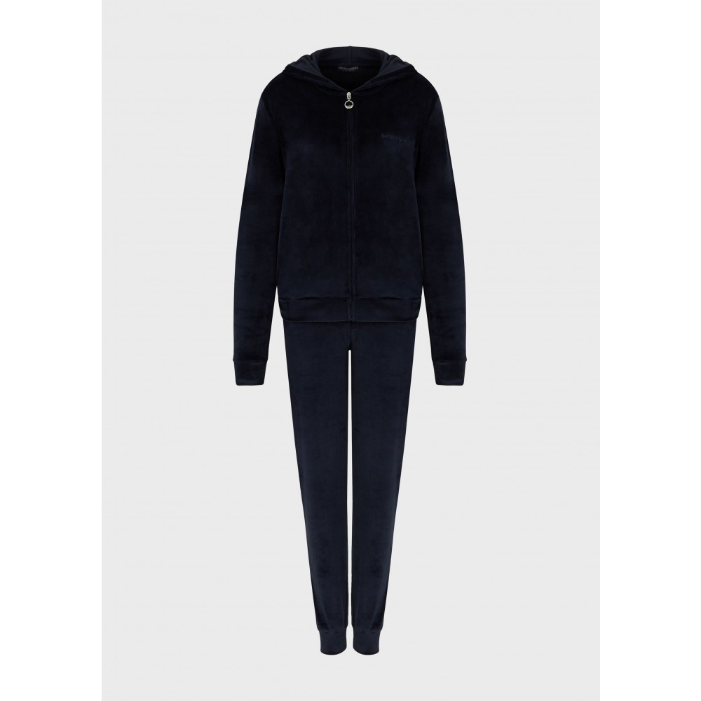Woman Knitted Loungewear Tracksuit-01