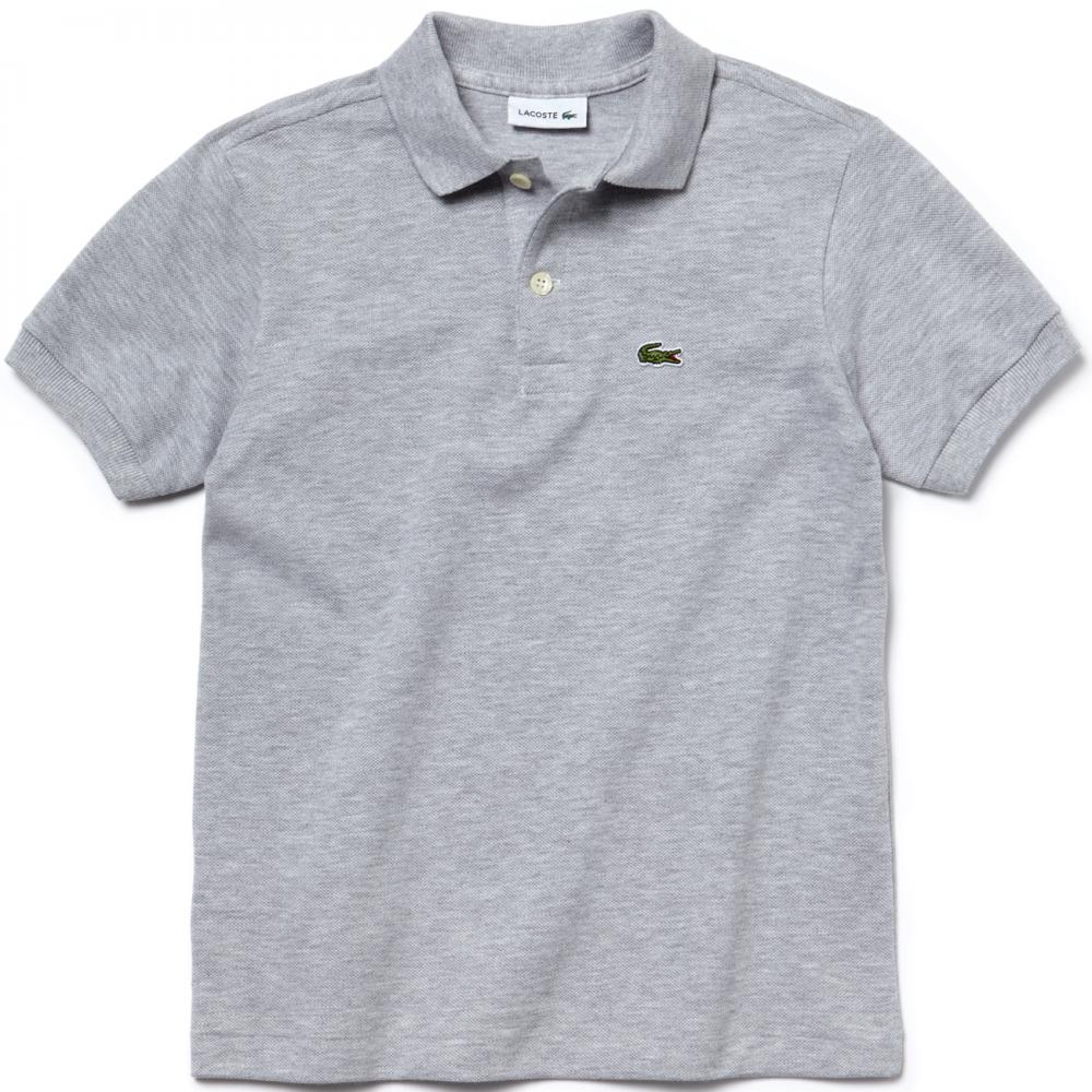 Grå Polo T-shirt (børn)