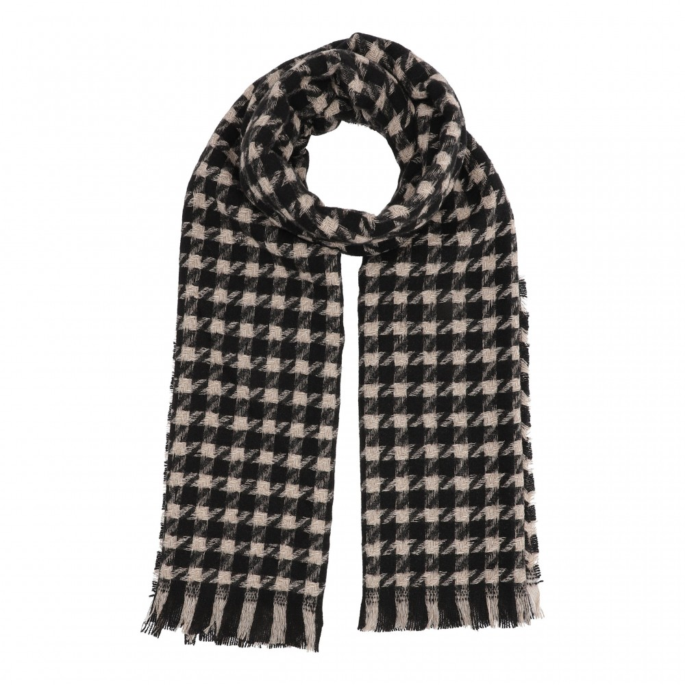 Laura scarf, black